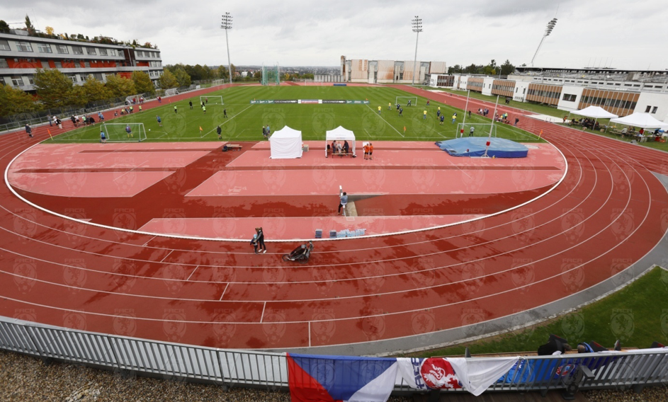 Stadion Přátelství Strahov